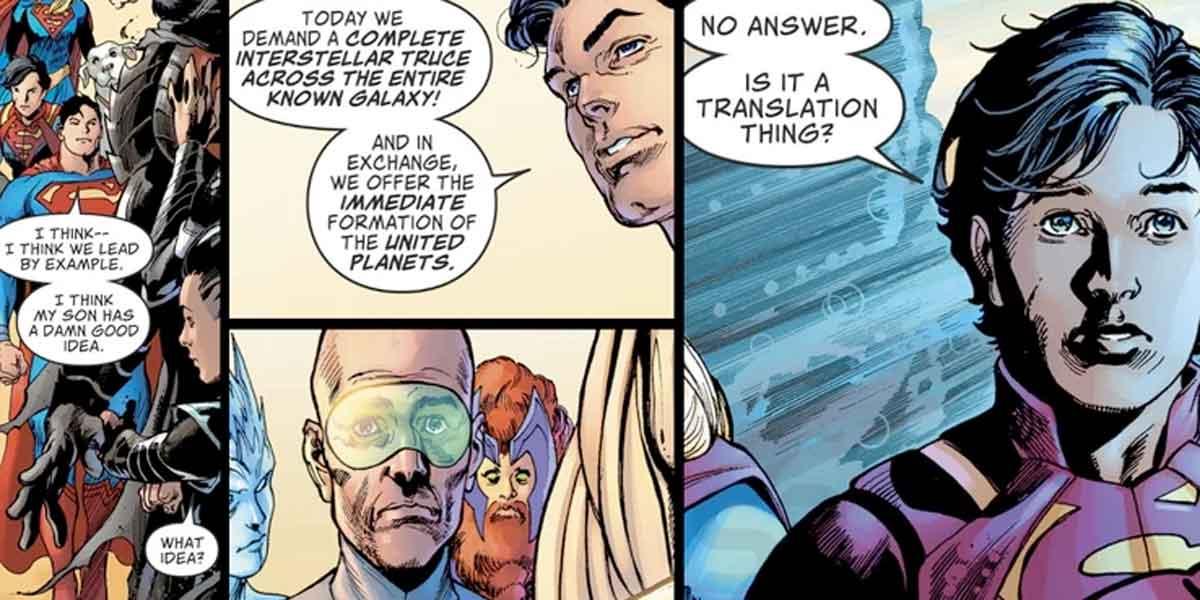El hijo de Superman es el héroe más importante de DC Comics