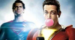 Henry Cavill explica el cameo de Superman en la película Shazam
