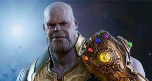 Vengadores: Nuevas imágenes revelan más en detalle el diseño original de Thanos