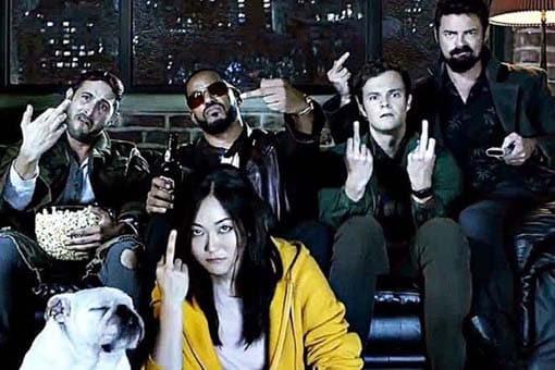The Boys agranda su elenco para la segunda temporada