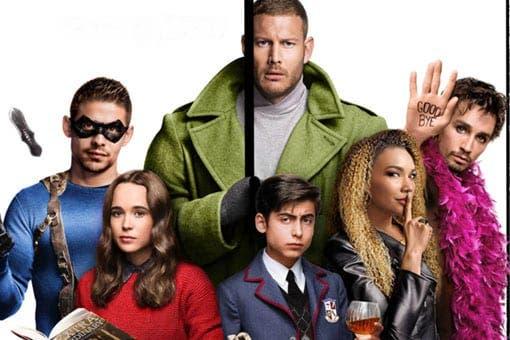 The Umbrella Academy suma tres actores a su segunda temporada