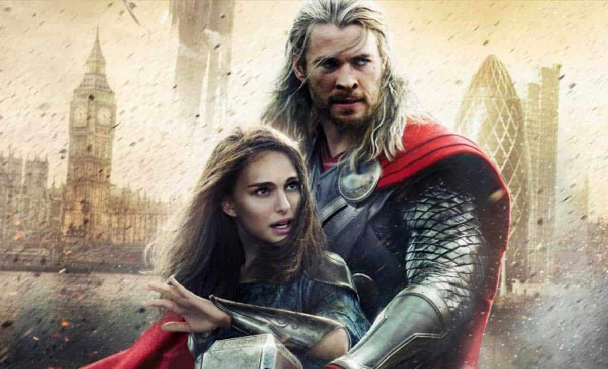 Thor: Love and Thunder podría contar la historia del cáncer de Jane Foster