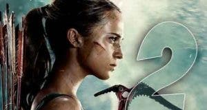 Oficial: Harán Tomb Raider 2 con Alicia Vikander