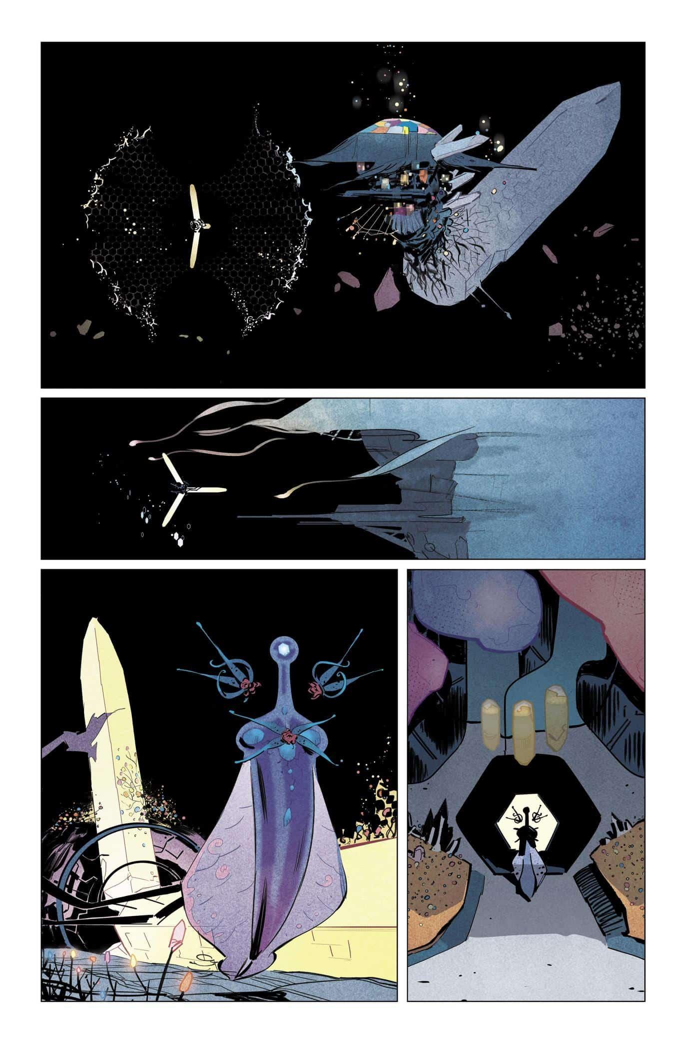 Marvel presenta un nuevo y aterrador universo cósmico