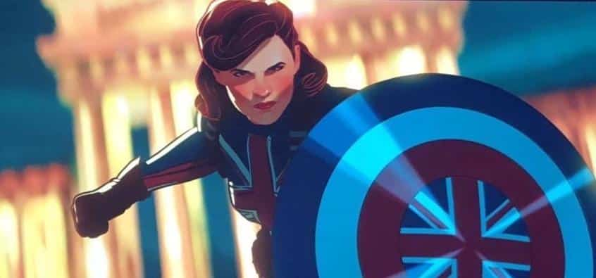 What If...? de Marvel Disney Plus