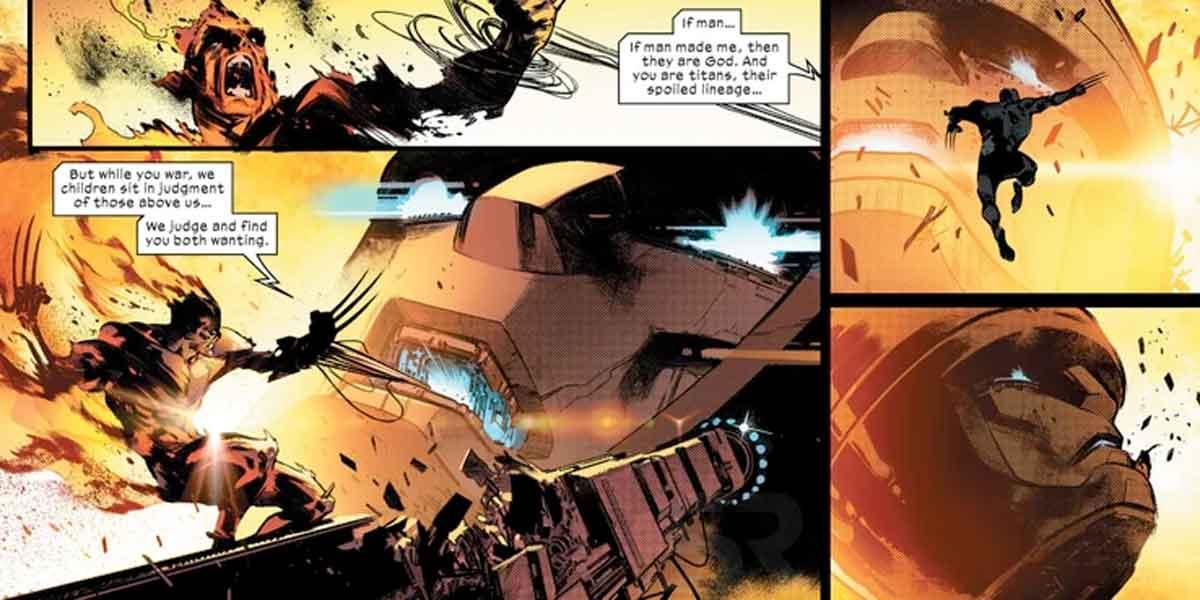 Wolverine pierde su principal característica en el reinicio de los X-Men en House of X número 5