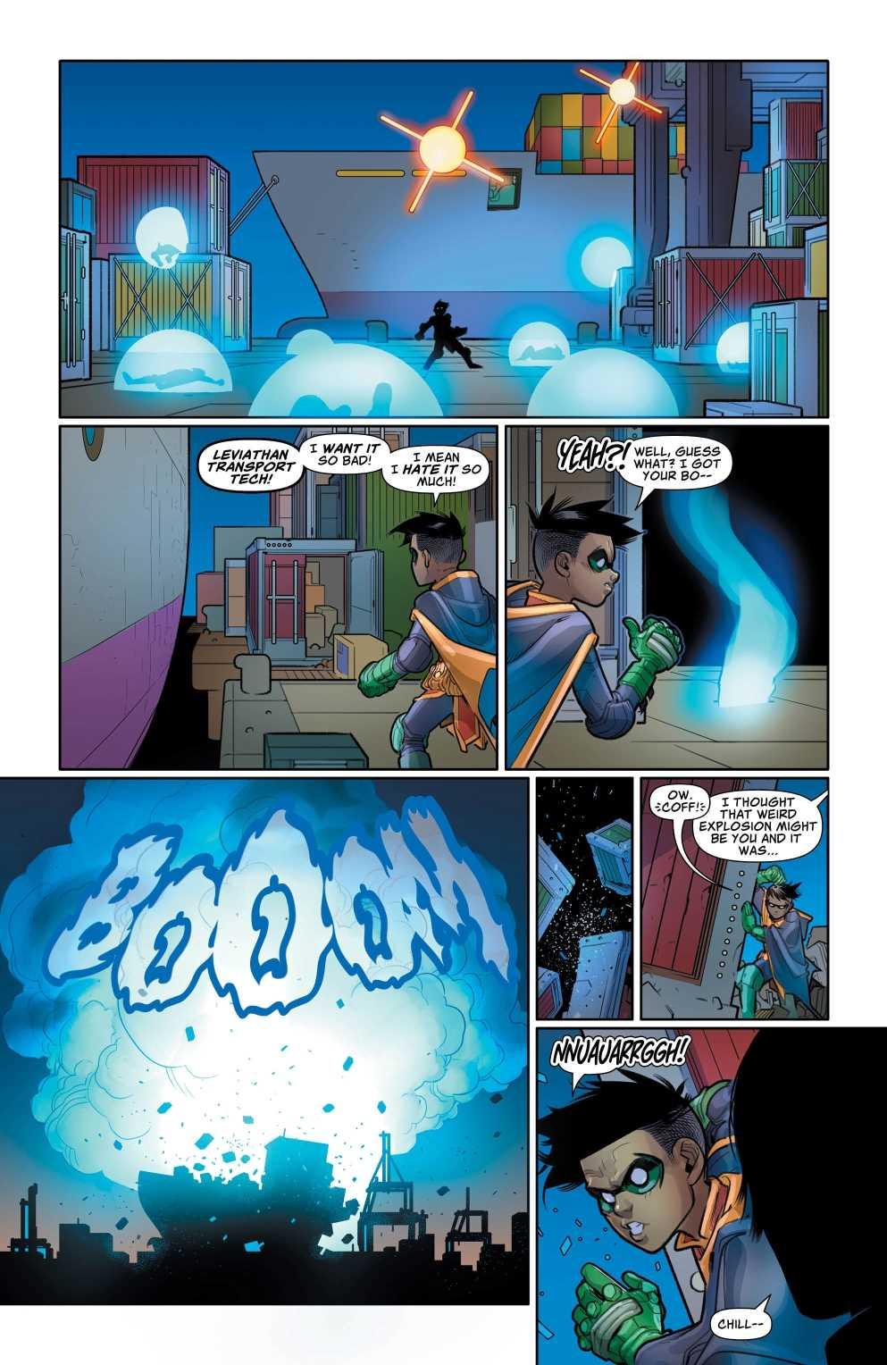 Damian Wayne, Robin