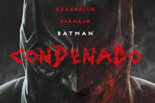 Batman condenado Lee Bermejo