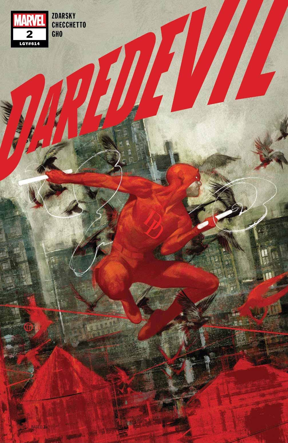 Daredevil 2 Conoce el miedo, partes 2 y 3