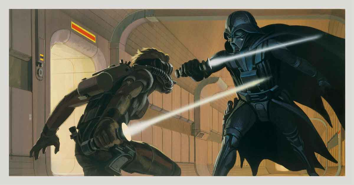 Star Wars Darth Vader Ralph McQuarrie