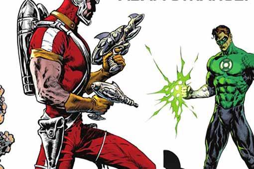 El green Lantern N 6