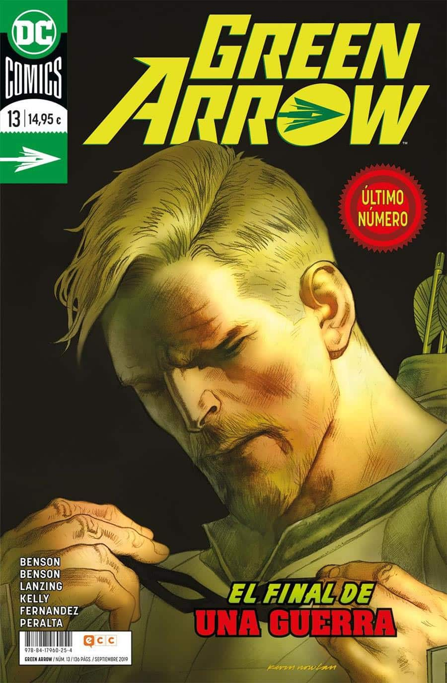 Green Arrow 13