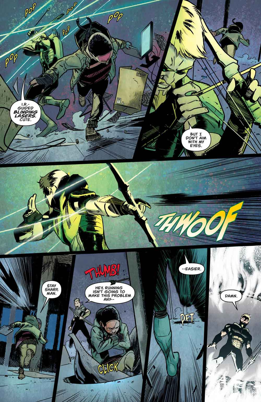 Green Arrow 50