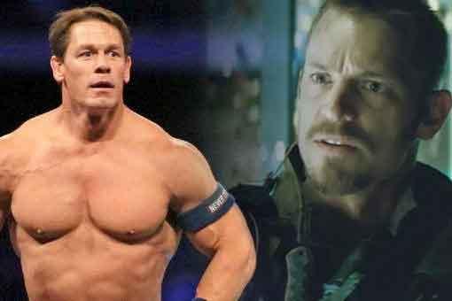 John Cena y Joel Kinnaman entrenan duro para Escuadrón Suicida (2021)