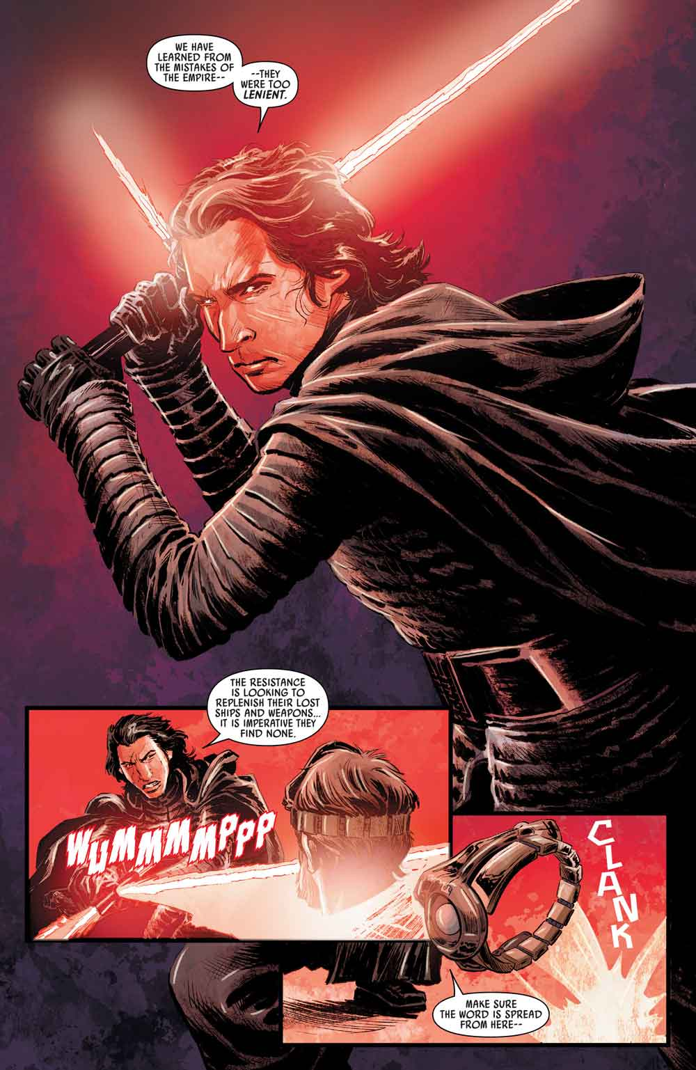 Star Wars confirma que Kylo Ren finalmente ha superado a Darth Vader