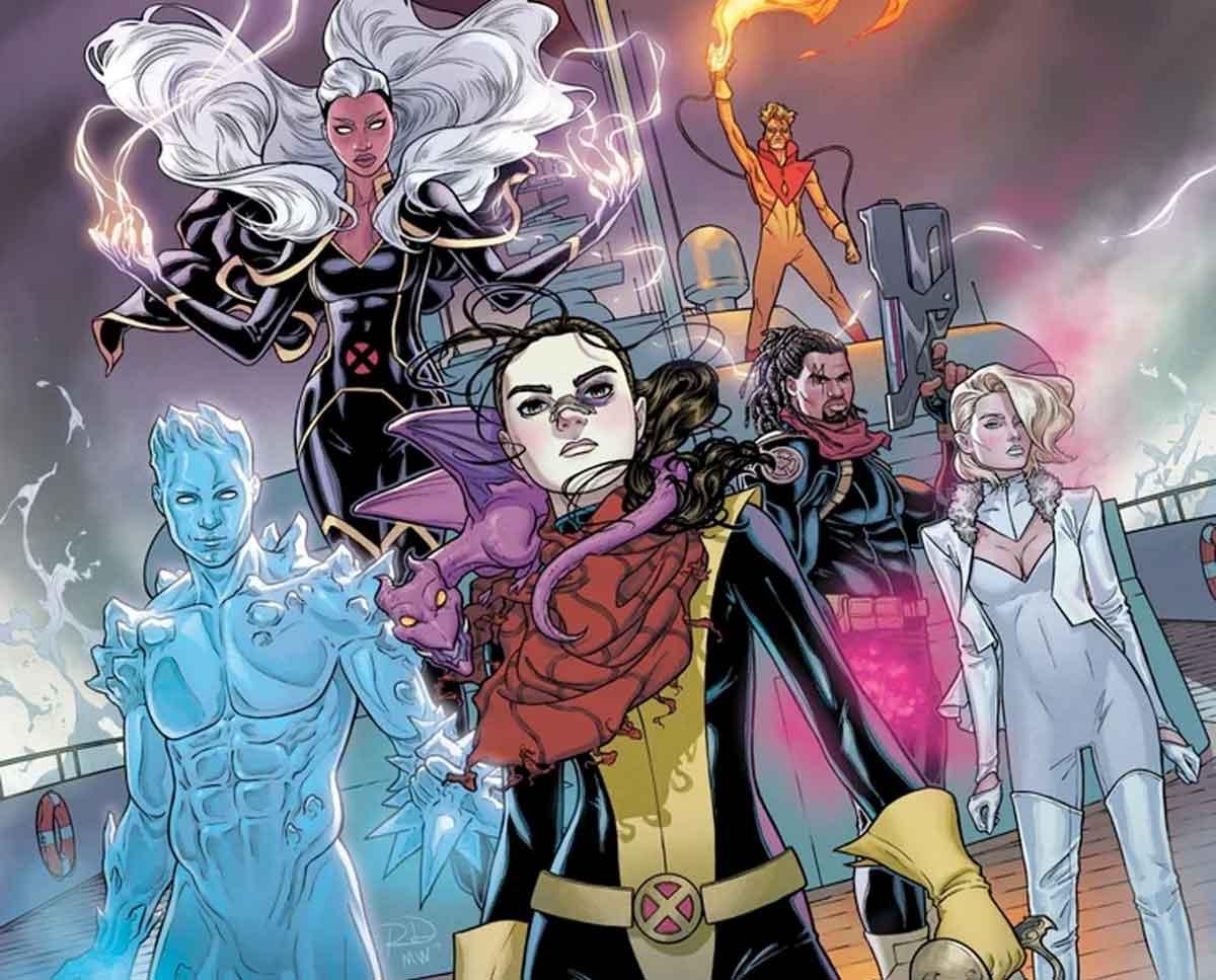 X-Men hace de Kitty Pryde la líder que debe ser