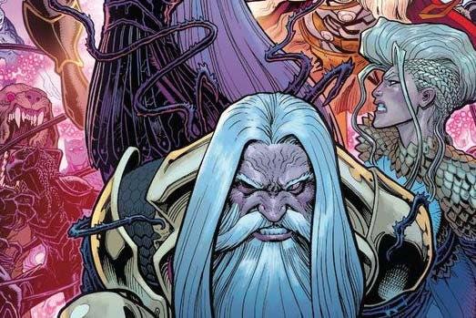 Marvel. La guerra de los reinos Nº4