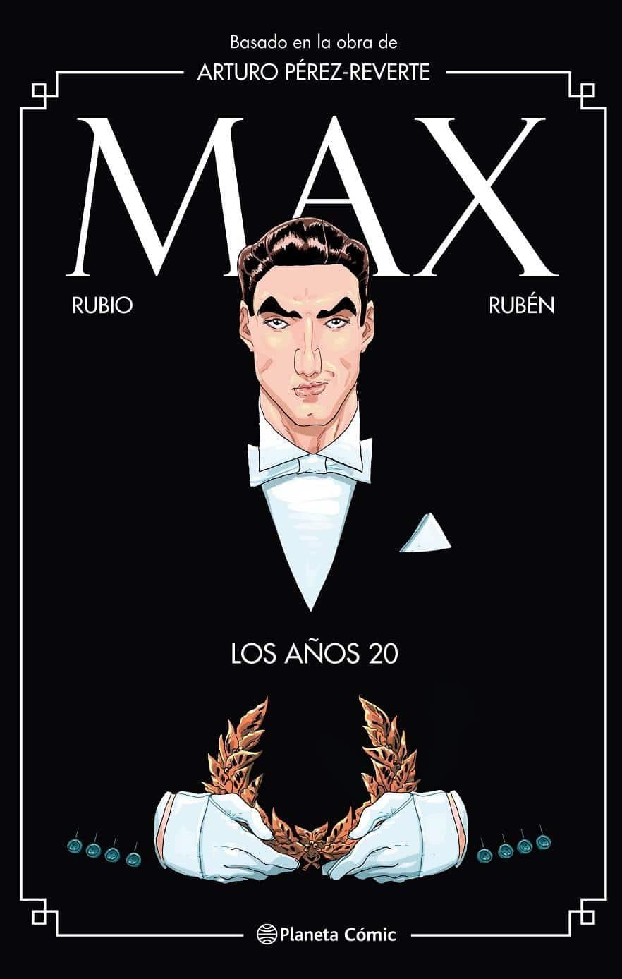 Portada Max. los años 20