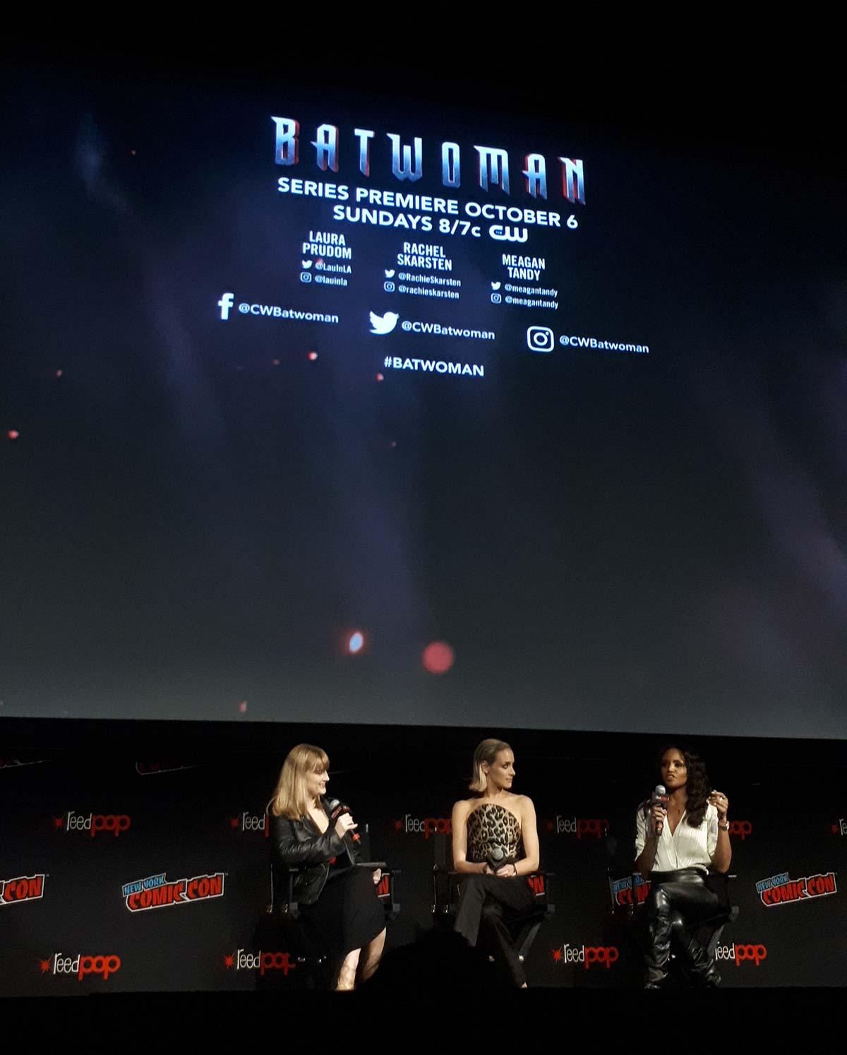 Premiere Batwoman The CW