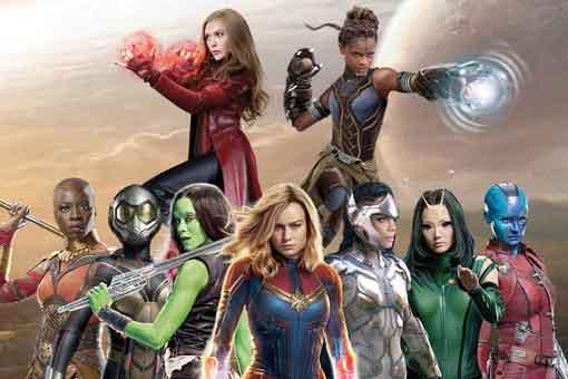 Las actrices de Marvel presionan por una película de equipo femenino
