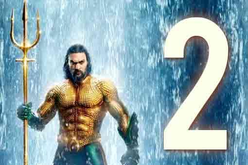 Aquaman 2 será mucho más grande que la original