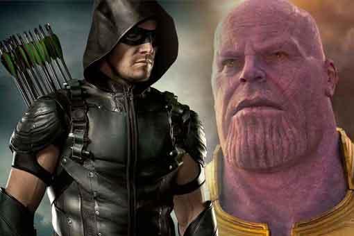 """Arrow tendrá su propia versión del """"chasquido"""" de Thanos"""