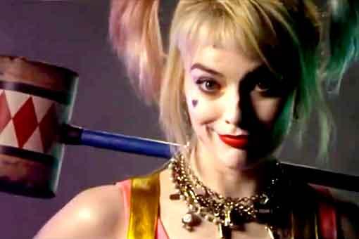 Tráiler de Aves de Presa con Harley Quinn haciendo sus locuras