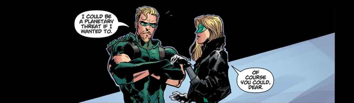 Lo que de verdad opina Batman sobre Arrow
