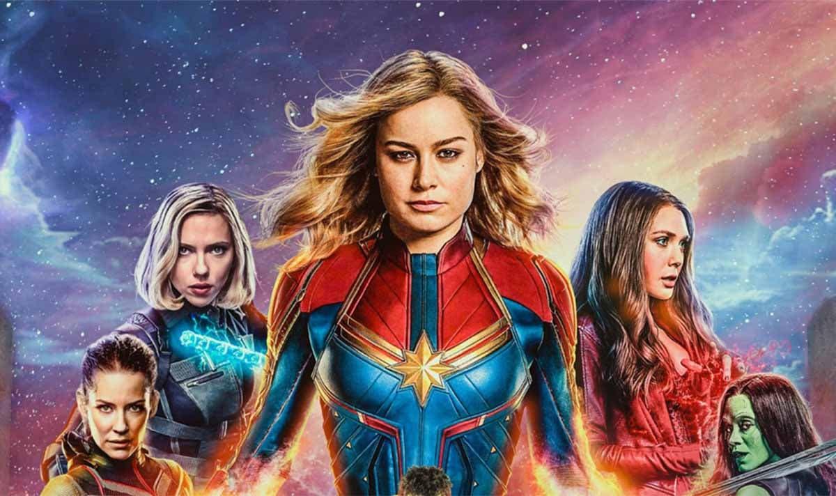 Benedict Cumberbatch quiere una película Marvel solo de mujeres