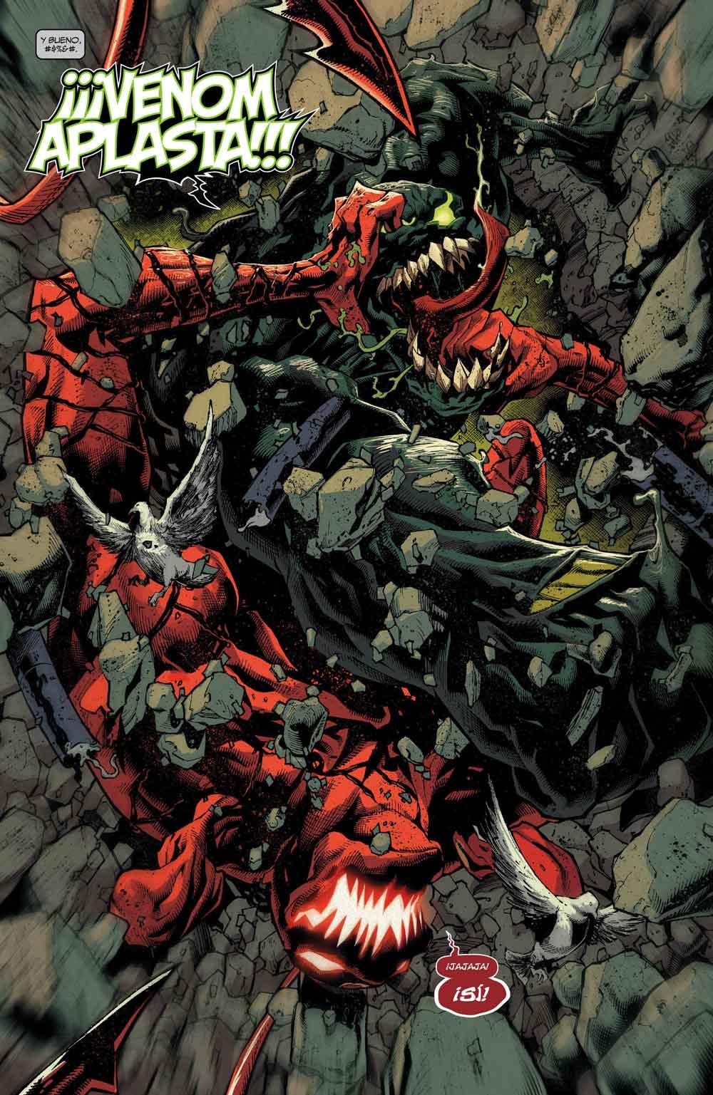 carnage vs venom inmortal hulk