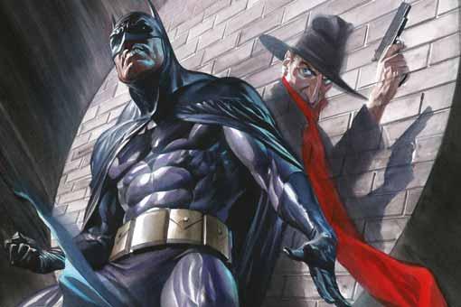 Reseña La sombra / Batman