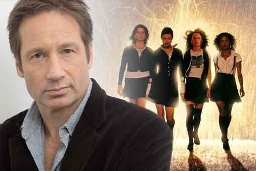 David Duchovny se une al reparto del reboot de Jóvenes y Brujas