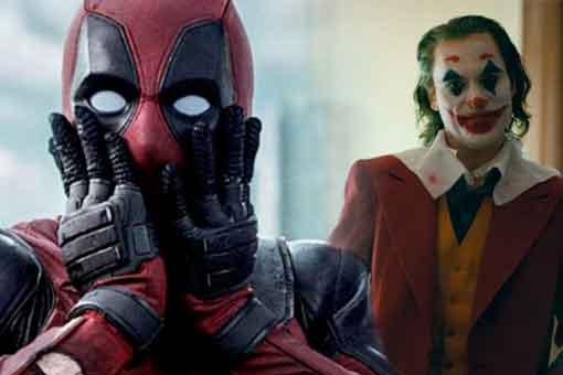Ryan Reynolds reacciona a que Joker supere a Deadpool