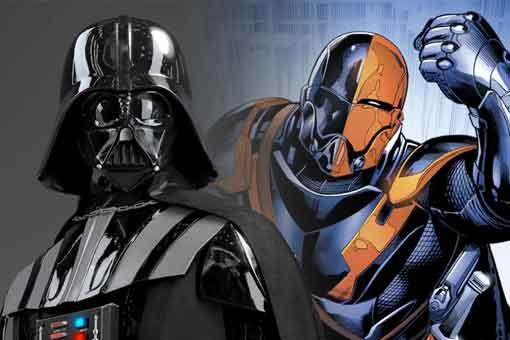DC Comics reinicia a Deathstroke para que se parezca a Darth Vader