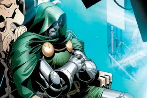 Doctor Doom se encuentra con otro villano Marvel y un misterio