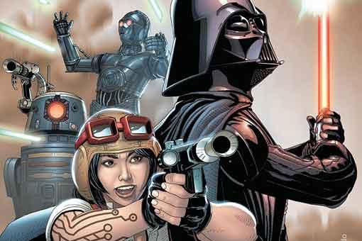 Star Wars ampliará la historia de Darth Vader con la Doctora Aphra