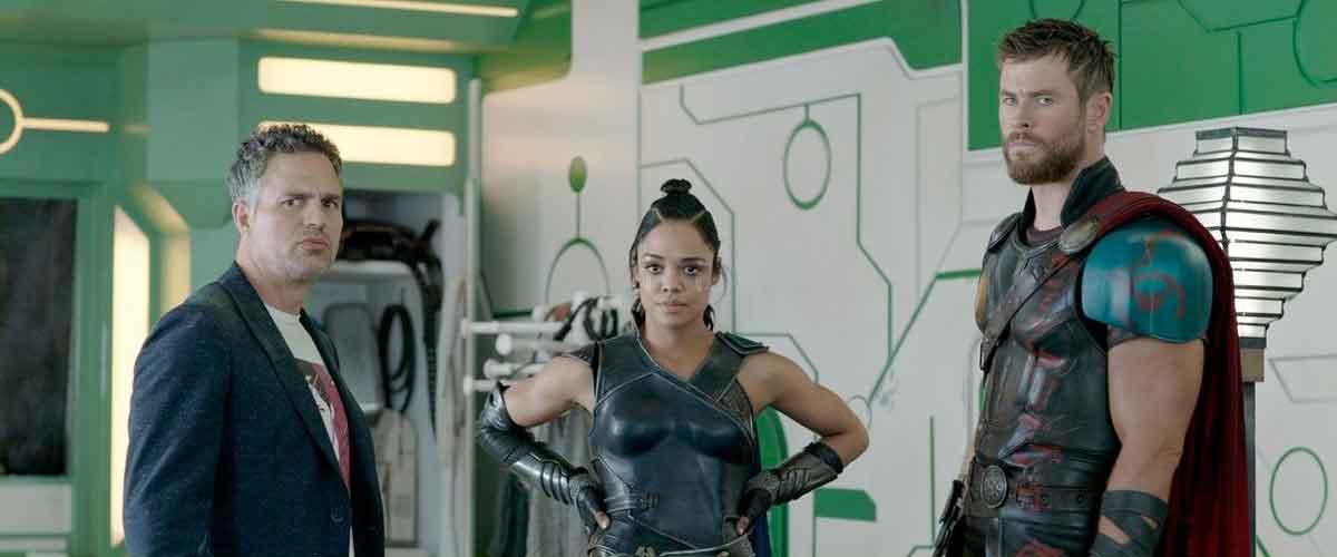 Thor: Ragnarok (2017) iba a ser épica, pero Taika Waititi la hizo graciosa