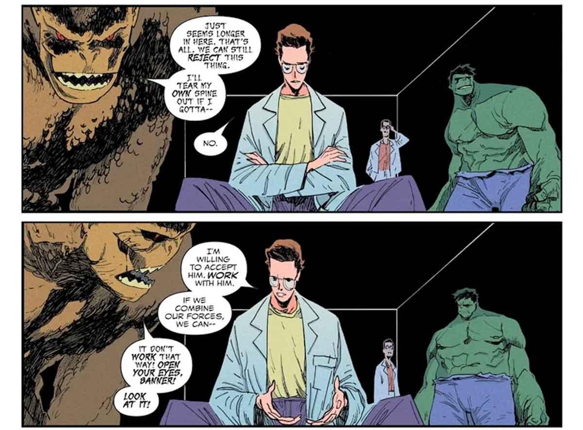 Marvel revela la verdad sobre Hulk Malvado