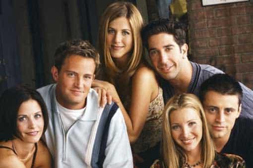 El reparto de Friends se reencontró y alteró a las redes sociales
