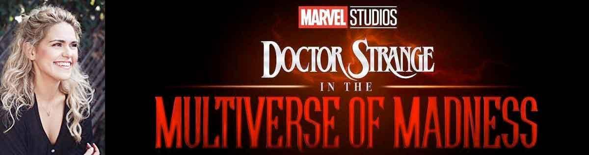 Doctor Strange 2 ficha una nueva guionista