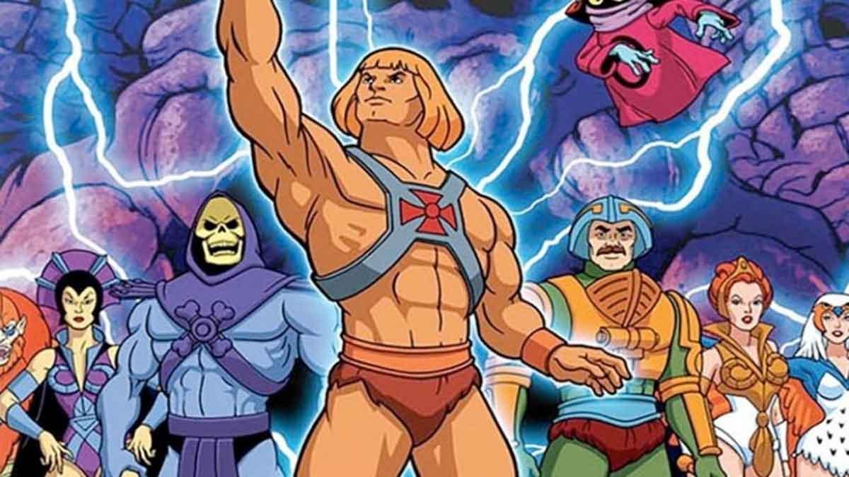 He-Man: Masters of the Universe podría estrenarse directamente en Netflix