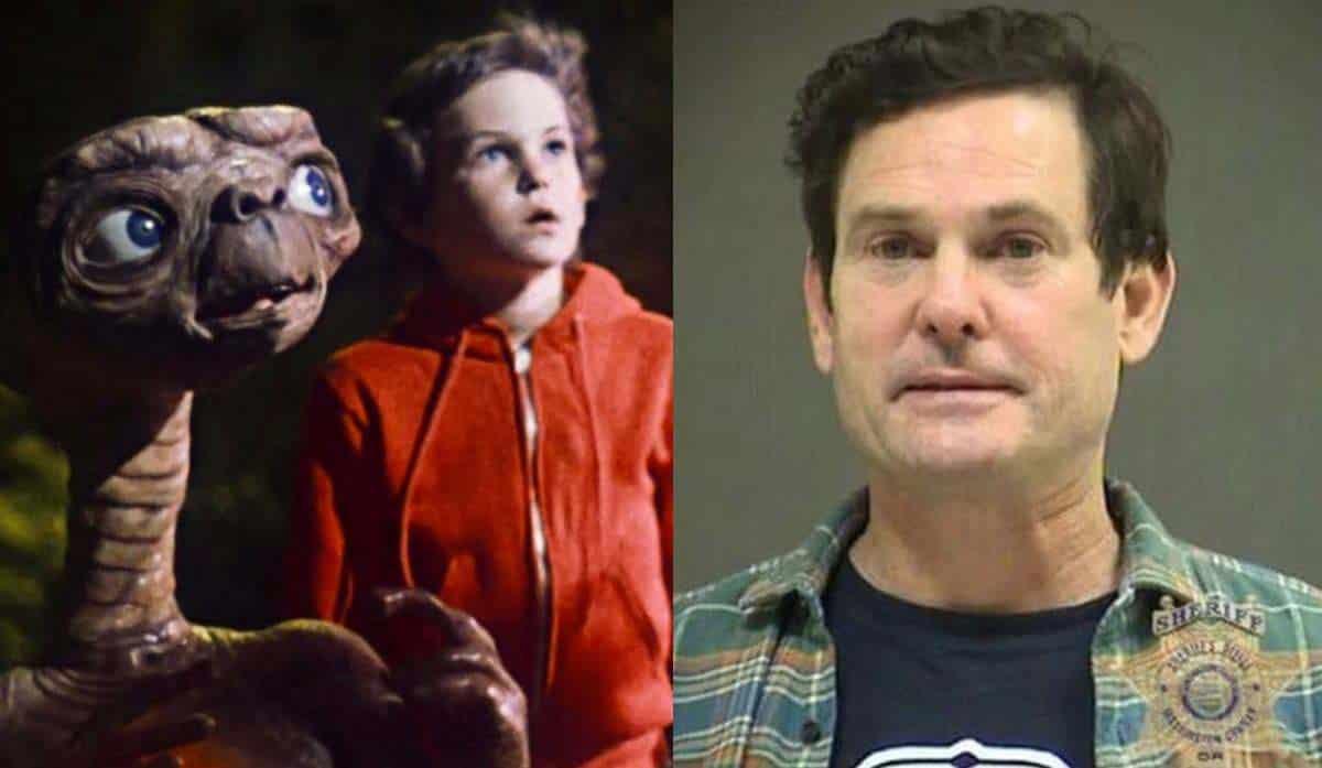 El protagonista de E.T: El extraterrestre fue detenido por conducir drogado