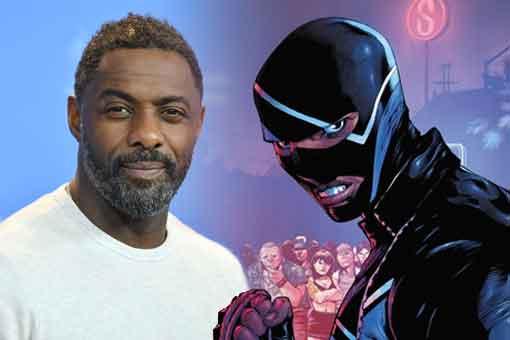 Revelan el personaje que interpretará Idris Elba en Escuadrón Suicida