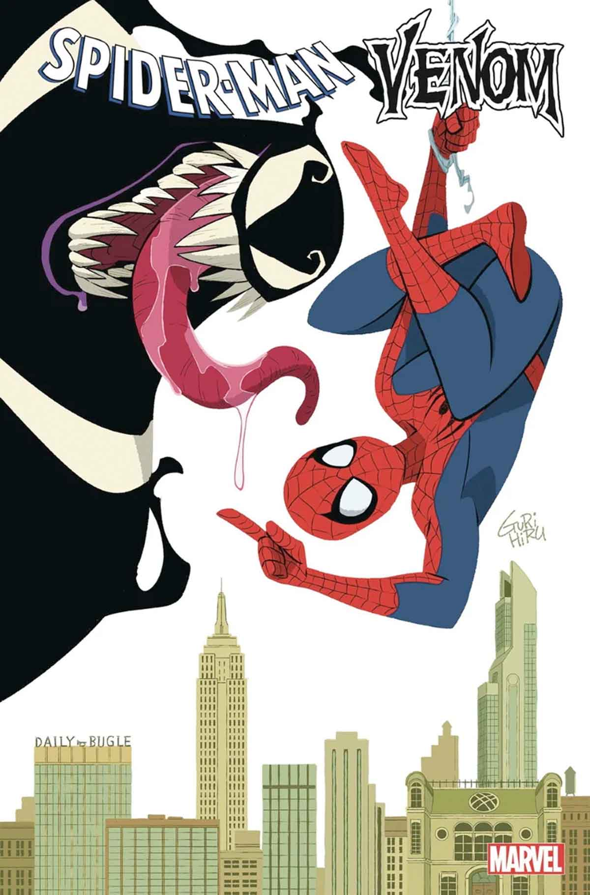 Spider-Man y Venom intercambian cuerpos en Marvel