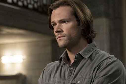 Jared Padalecki estrella de la serie Sobrenatural ¡Arrestado!
