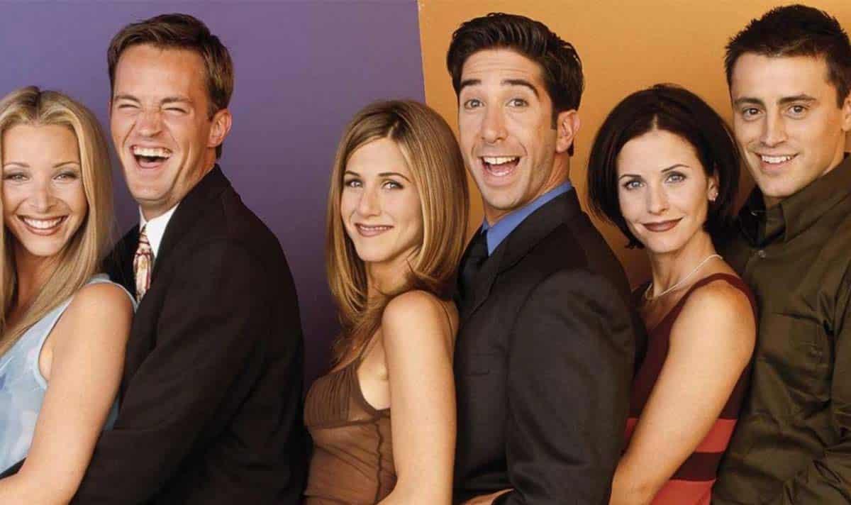 "Friends: Jennifer Aniston reveló que están trabajando en ""algo"""