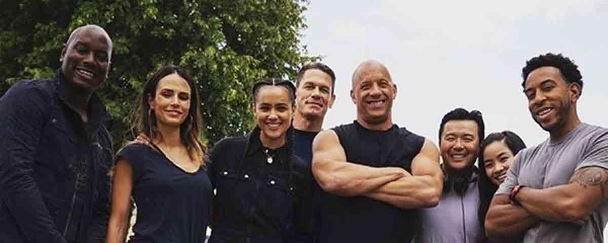 """Fast And Furious 9: John Cena se tuvo que ganar el respeto de """"la familia"""""""