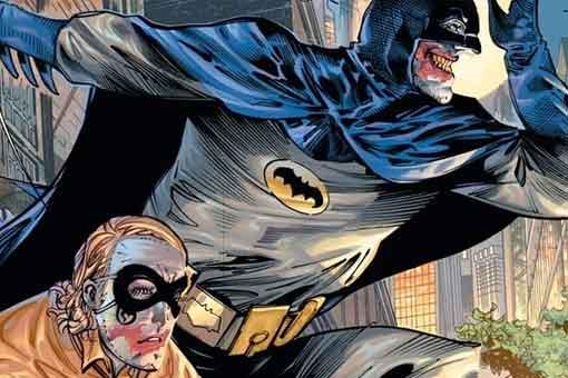 Joker se convierte en el nuevo Batman y tiene su propio Robin
