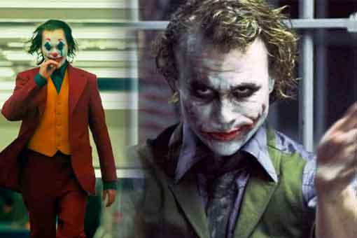 Joker (2019) triunfó donde fracasó el villano de El Caballero Oscuro (2008)