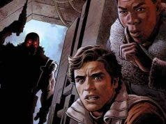 Star Wars une a Poe Dameron y a Finn en una nueva y arriesgada misión